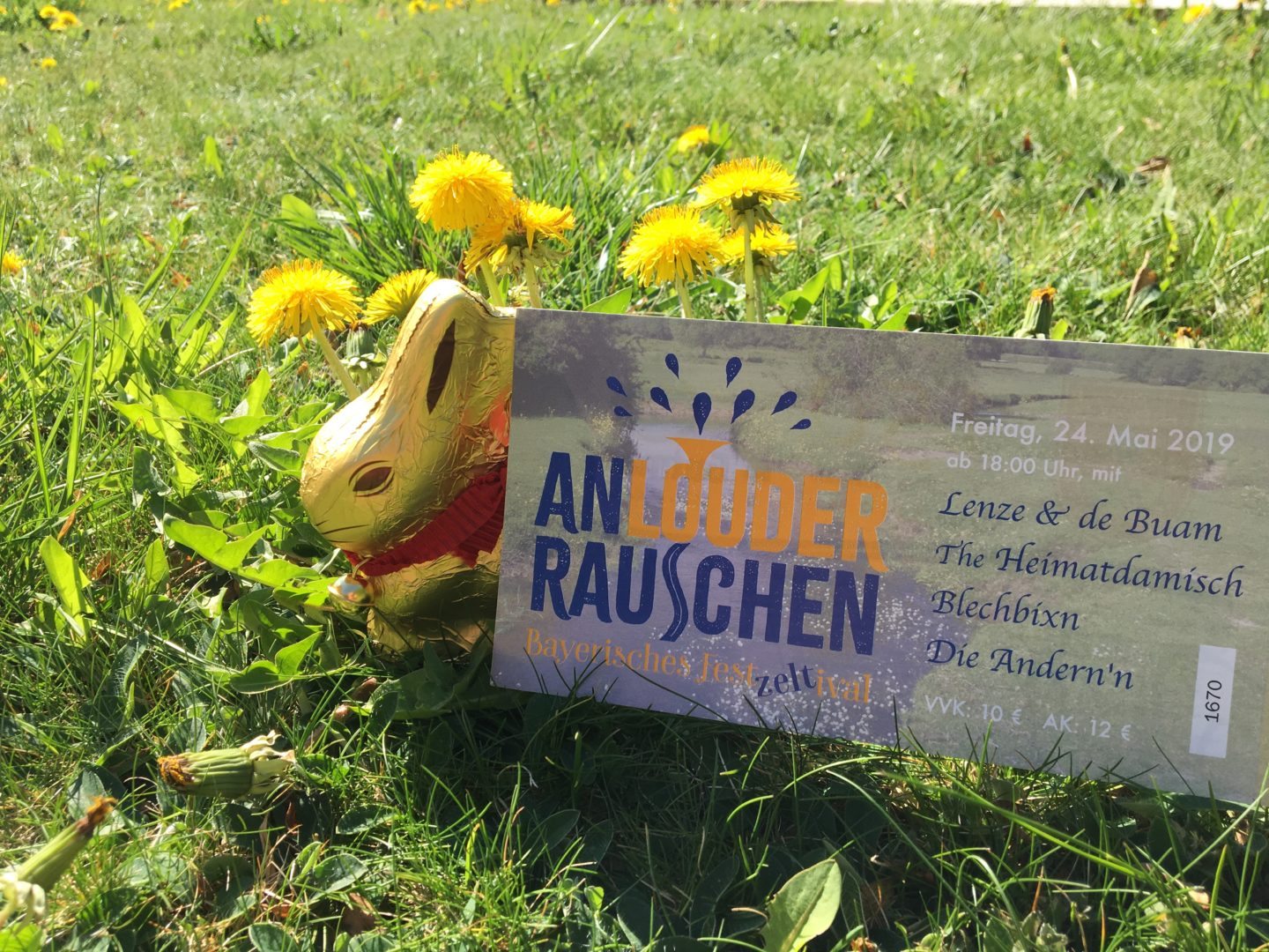 Frohe Ostern Ff Titting